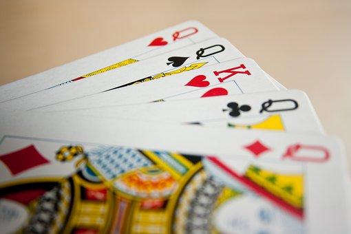 Card Deck, Kings, Queens, Cards, Casino, Poker