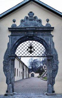 The Silence, Zone Of Silence, Czerna, Monastery