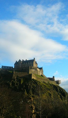 Edinburgh, Edinburgh Castle, Edinburgh Castle Barracks
