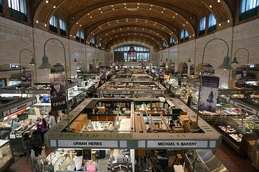 Market, Cleveland, Ohio