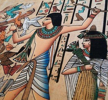 Egyptian, Egypt, History, Papyrus, Pharaohs, Ancient
