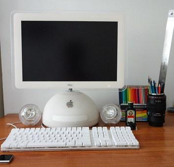 Computer, Imac, Graphic Design, Pismacolor, G4, Monitor
