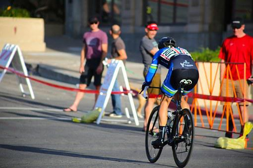 Bicycle Race, Racing Bikes, Biker, Race, Sport, Road