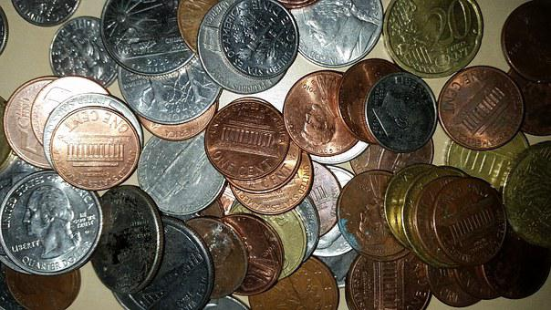 Budget, Coins, Money, Cents, Save, Bank, Cash, Payment