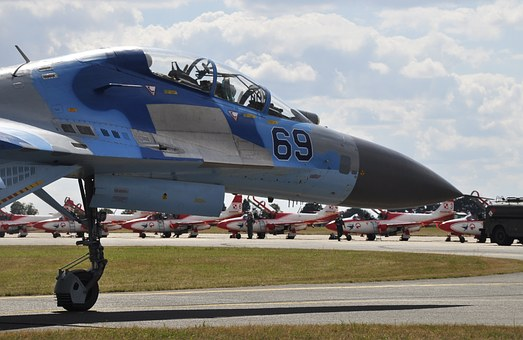 The Plane, Su-27, Su27, Shows, Airshow, Landing, Motors