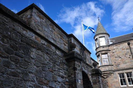 Scotland, St Andrews, Monument, Gateway