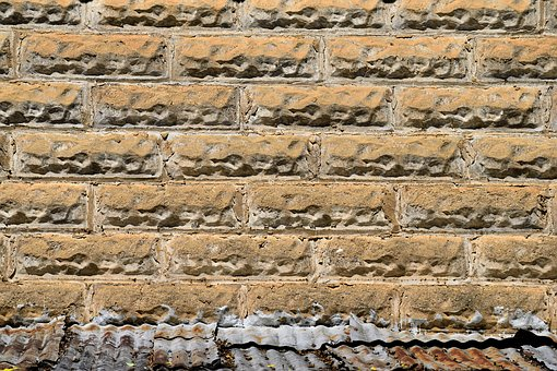 Old, Stone Wall, Background, Backdrop, Wall, Brown