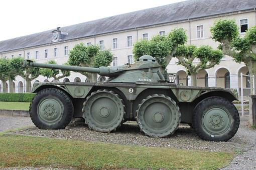 Tanks, Military Equipment, Caterpillars, Barracks