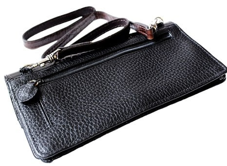 Black, Purse, Pic, Leather, Texture, Accessories