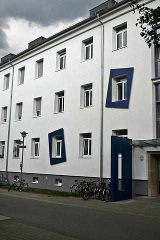Tübingen, Dorm, French Quarter, French, City