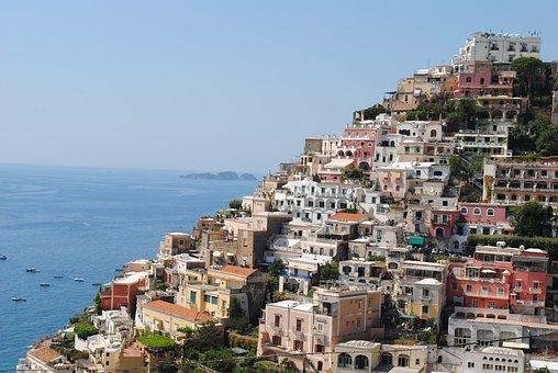 Italian Coastline, Holidays Italy, Amalfi, Coastline