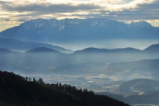 Koralpen, Wolf Mountain, Styria, Austria