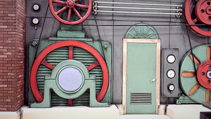 Wall, Door, Entrance, Home, Room, Interior, Doorway