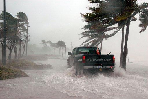 Key West, Florida, Hurricane, Dennis, Weather