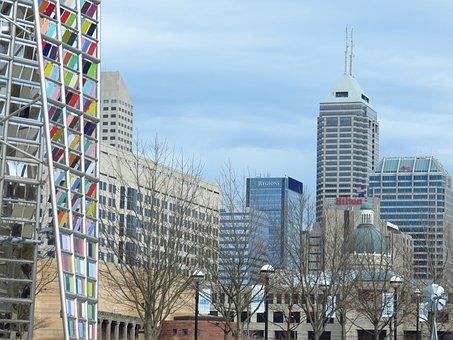 Indy, Indianapolis, Skyline