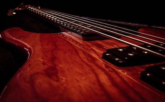 Guitar, Bass, L-2000, E Bass, Music, Instrument, Rock