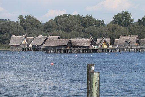 Stilt Houses, Lake Constance, Stilt Buildings