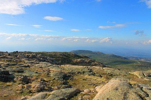 Landscape, Serra, Nature, Mountain, Star Saw, Vista