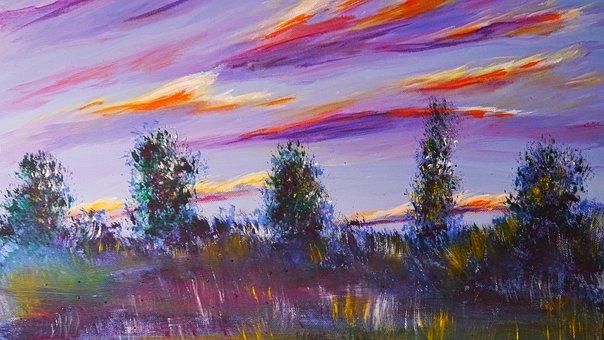 Art, Canvas, Painting, Acrylic Paints, Artistically