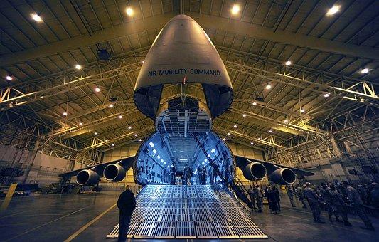 Stewart Air National Guard Base, New York, Aircraft
