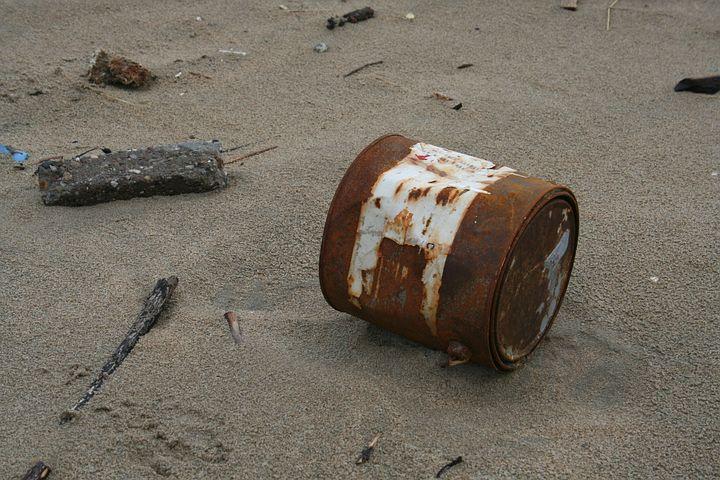 Beach, Beach Combing, Waste, Still Life, Glance