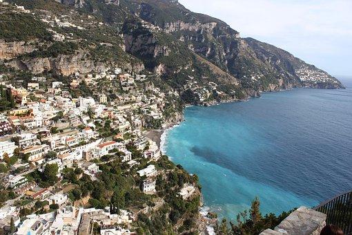 Italy, Forge Teono, To The Amalfi Coast