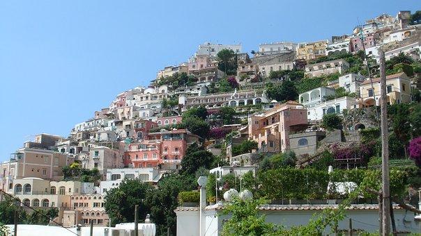 Italy, Amalfi, Travel, Europe, Vacation, Positano