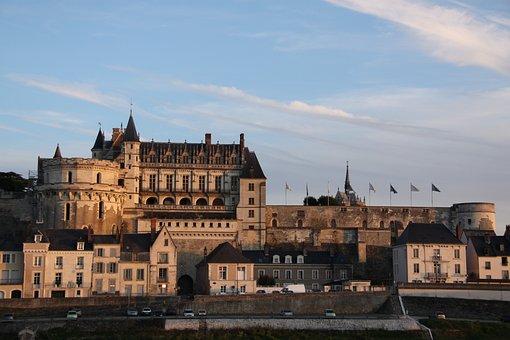 Royal Château Of Amboise, Castle, Amboise, François 1er