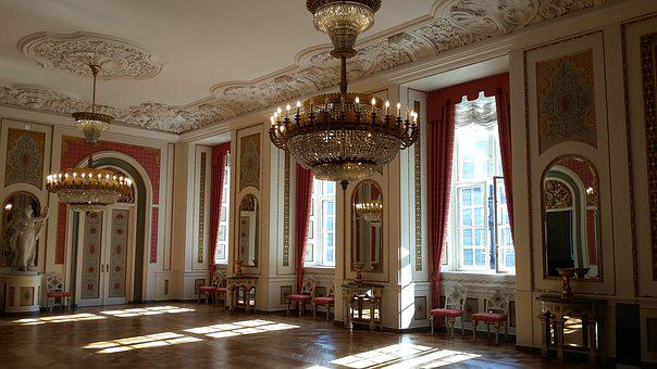 Royal, Architecture, Building, Palace, Europe, Heritage