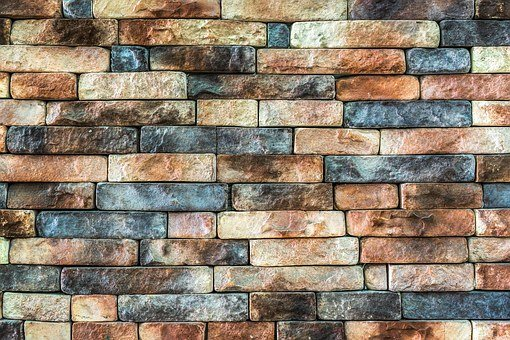 Wall, Damme, Stone Wall, Pattern, Texture, Background