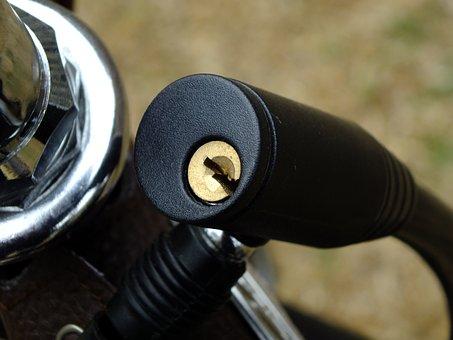 Key Hole, Bike Lock, Security, Padlock, Safeguard, Lock