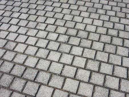 Patch, Brick, Rectangular, Rectangles, Paving, Concrete