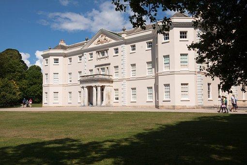 Saltram House, House, Property, Building, South Facade