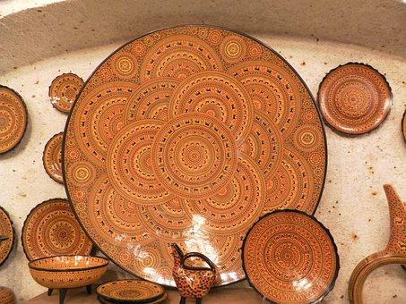 Turkey, Cappadocia, Ceramics, Handmade