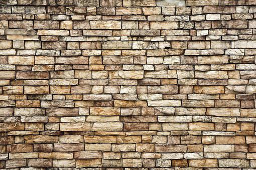 Wall, Damme, Stone Wall, Pattern, Texture, Cube, Grey