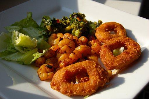 Seafood, Food, Gourmet, Delicious, Asian Food, Light