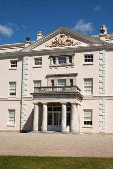 Saltram House, Home, Input, South Facade, Manor House