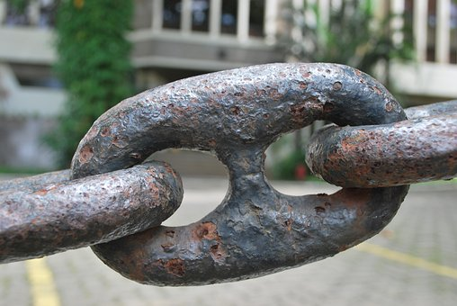 Chain, Link, Iron, Strength, Strong, Connection