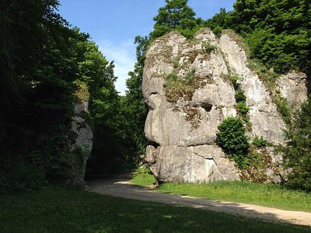 The Founding Fathers, Poland, The National Park, Rock