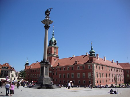 Warsaw, Poland, Architecture, Royal Castle