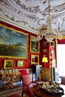 Room, Interior Decoration, Stately, Luxury, Decoration
