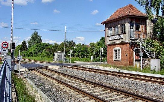 Signal Box, Old Signal Box, Sontheim, Brenz Railway