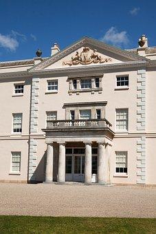 Saltram House, House, Input, South Facade, Manor House