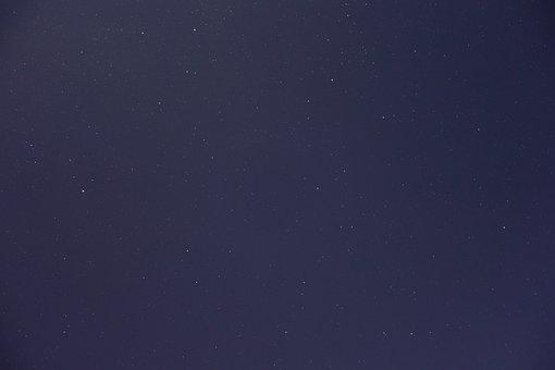 Night Sky, Star, Sky, Starry Sky, Space, Night