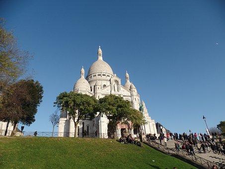 The Basilica, A Place Of Prayer, Church