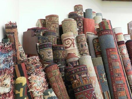 Turkey, Cappadocia, Carpets, Carpet, Turkish Handicraft
