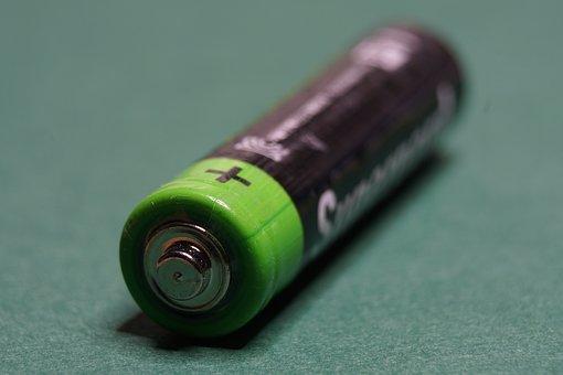 Battery, Power, Aa Batteries