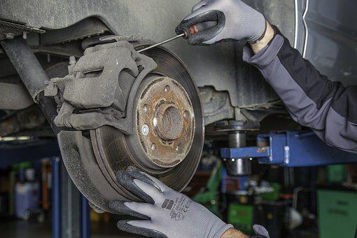 Brake Disc, Workshop, Auto, Service, Mechanic