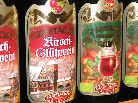 Mulled Claret, Christmas, Winter, Advent, Business