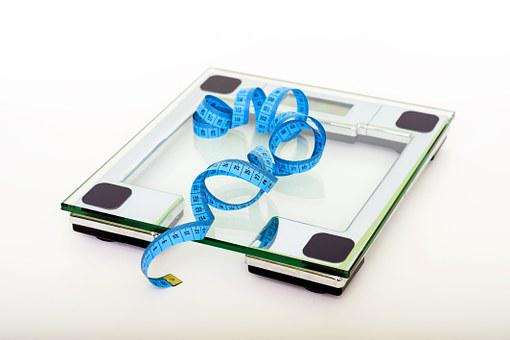 Scale, Diet, Fat, Health, Tape, Weight, Healthy, Loss